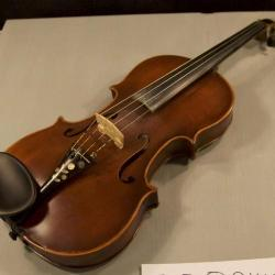 Fiddle, built ca. 1900